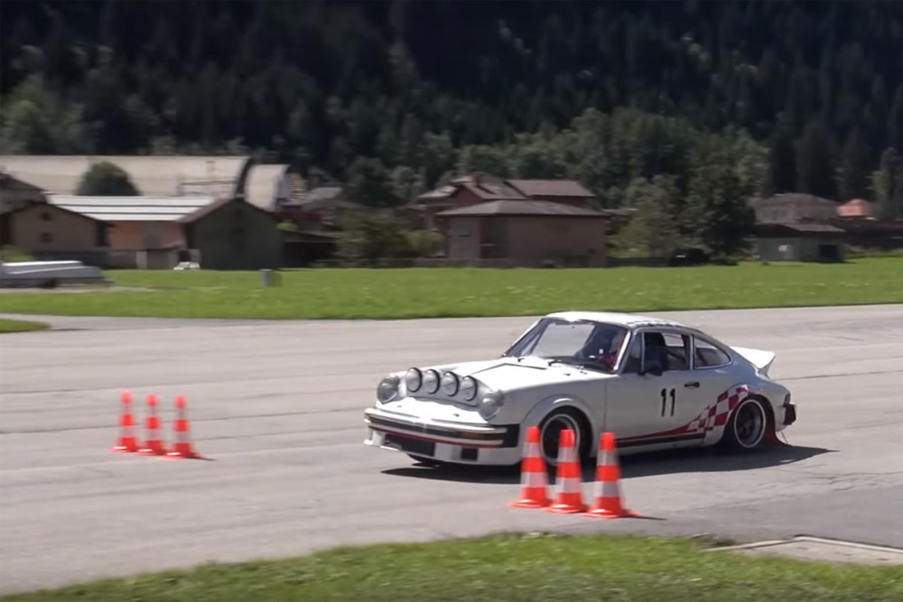 1982 Porsche 911 SC Exhaust Note