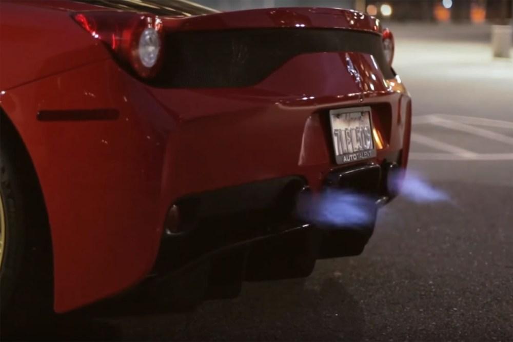 PP-Performance Ferrari 458 Speciale