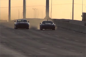 Nissan GT-R vs Chevrolet Corvette