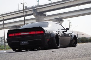 Liberty Walk Dodge Challenger Widebody Kit