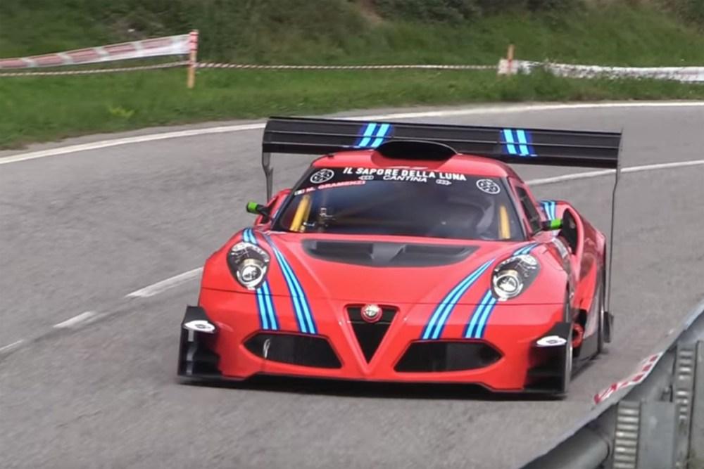 Ultimate Alfa Romeo 4C