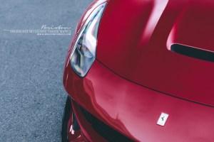 Ferrari F12Berlinetta with Brixton Forged WR7 Targa Series Wheels