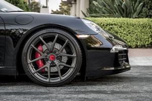 Vorsteiner V-FF 101 Wheels Porsche 911 Carrera S