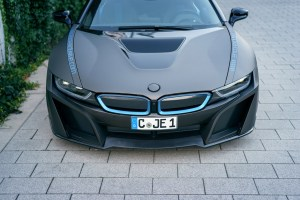 German Special Customs BMW i8
