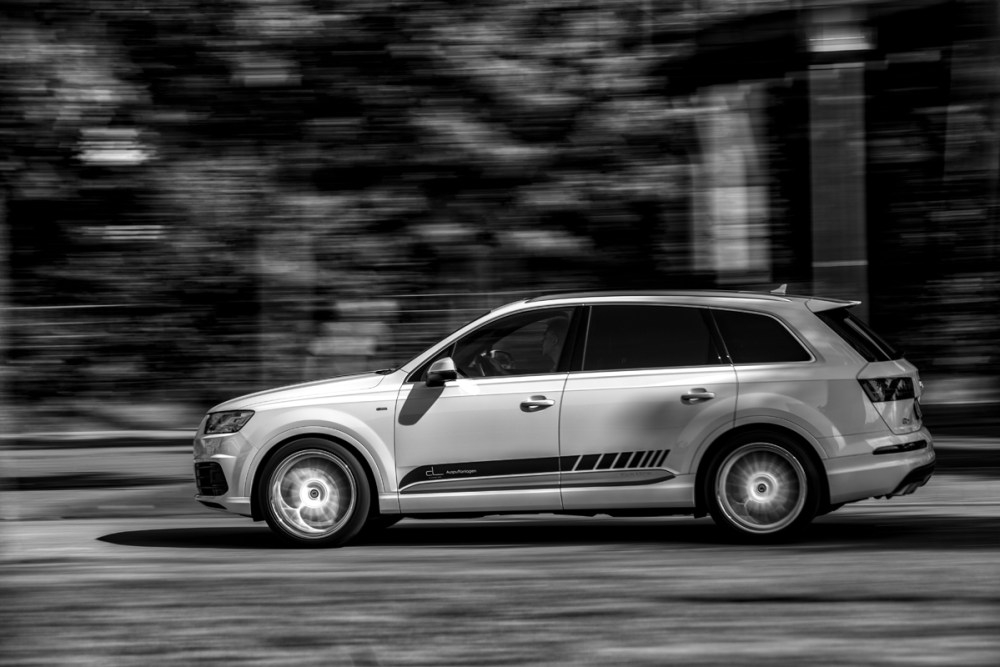 Audi Q7 3.0 TDI CL by Christian Lübke
