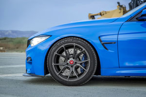 BMW M3 Vorsteiner V-FF 103 Flow Forged Wheels