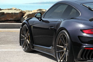 TOPCAR Porsche 991 Stinger GTR generation 2 with ADV.1 Wheels