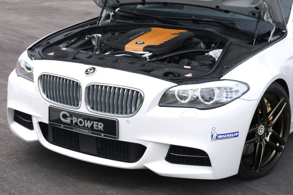 G-Power BMW M550d
