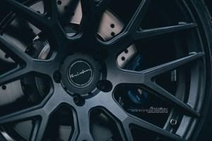 F82 BMW M4 with Brixton Forged CM16 Ultrasport+ Wheels