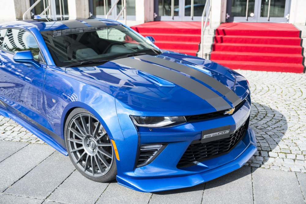 GeigerCars Chevrolet Camaro Supercharged 630