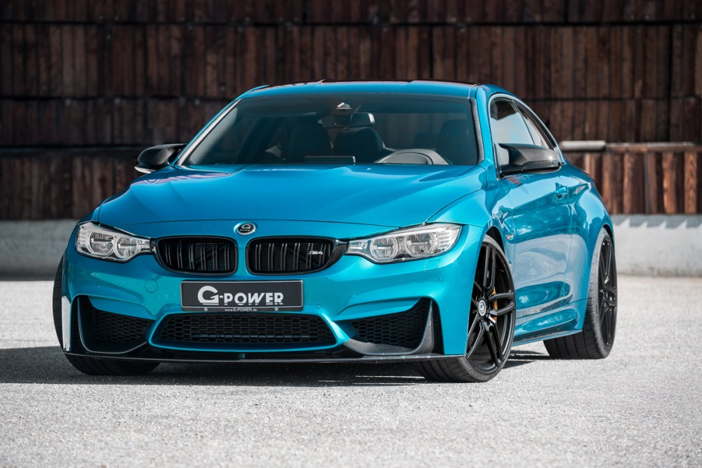 G-Power BMW M4 Competition