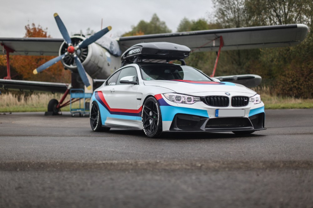 Carbonfiber Dynamics BMW M4R