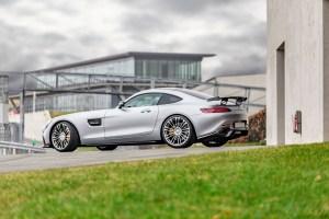 Luethen Motorsport Mercedes-AMG GT