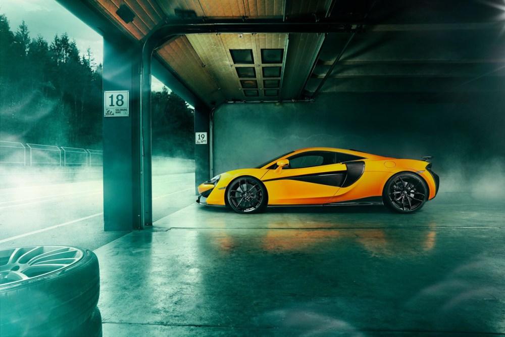 Novitec McLaren 570S
