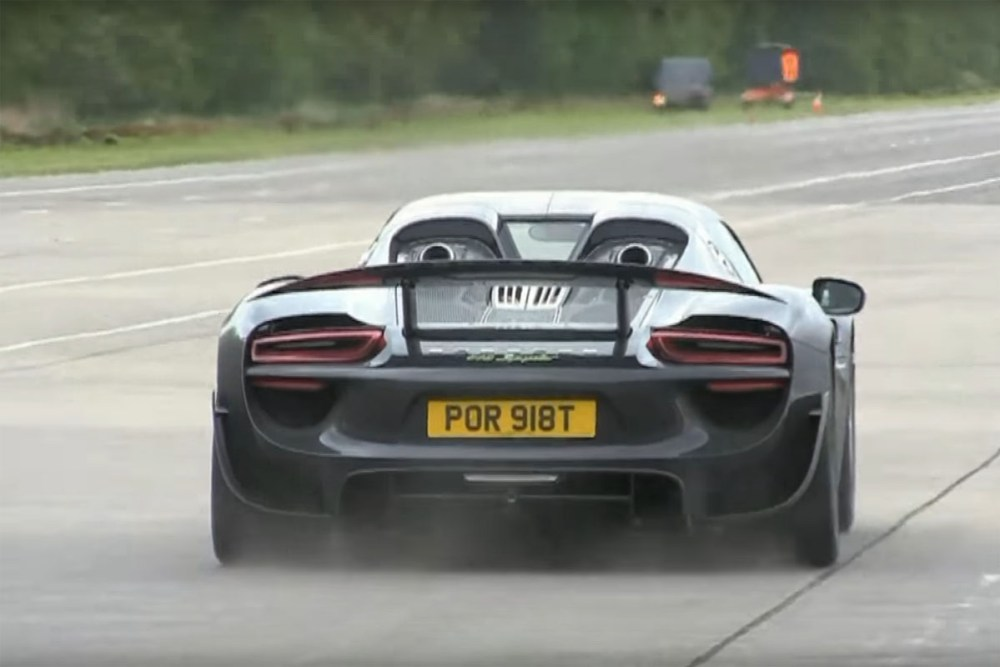 Best Sounding V-8 Exhaust Notes