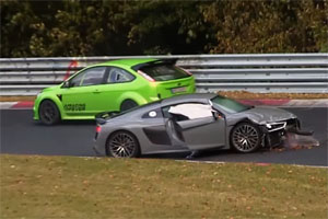 Nürburgring Nordschleife Crash Video Compilation