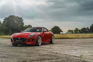 F-Type R ADV.1 Wheels