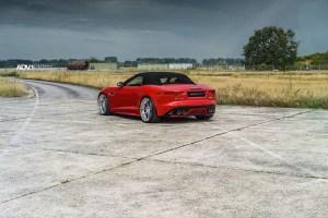 Jaguar F-Type R ADV5.2 M.V2 CS Series Wheels