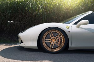 Ferrari 488 Spider ADV05 M.V2 CS Series Wheels