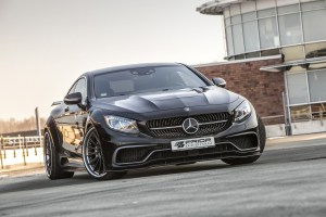 Prior Design PD75SC Wide-Body S-Class Coupe