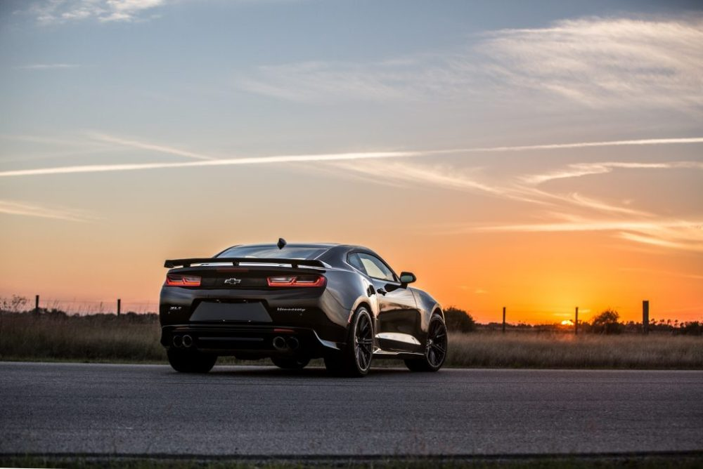Hennessey Performance HPE1000 Camaro ZL1