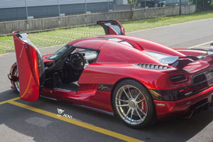 Agera R ADV.1 Wheels