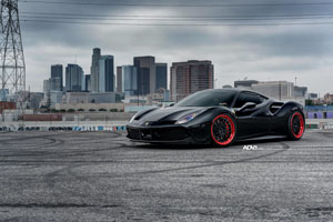 Ferrari 488 GTB ADV.1 Wheels