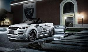 Hamann widebody Range Rover Evoque Convertible