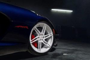 Dodge Viper ACR ADV06R M.V2 Competition Spec Wheels