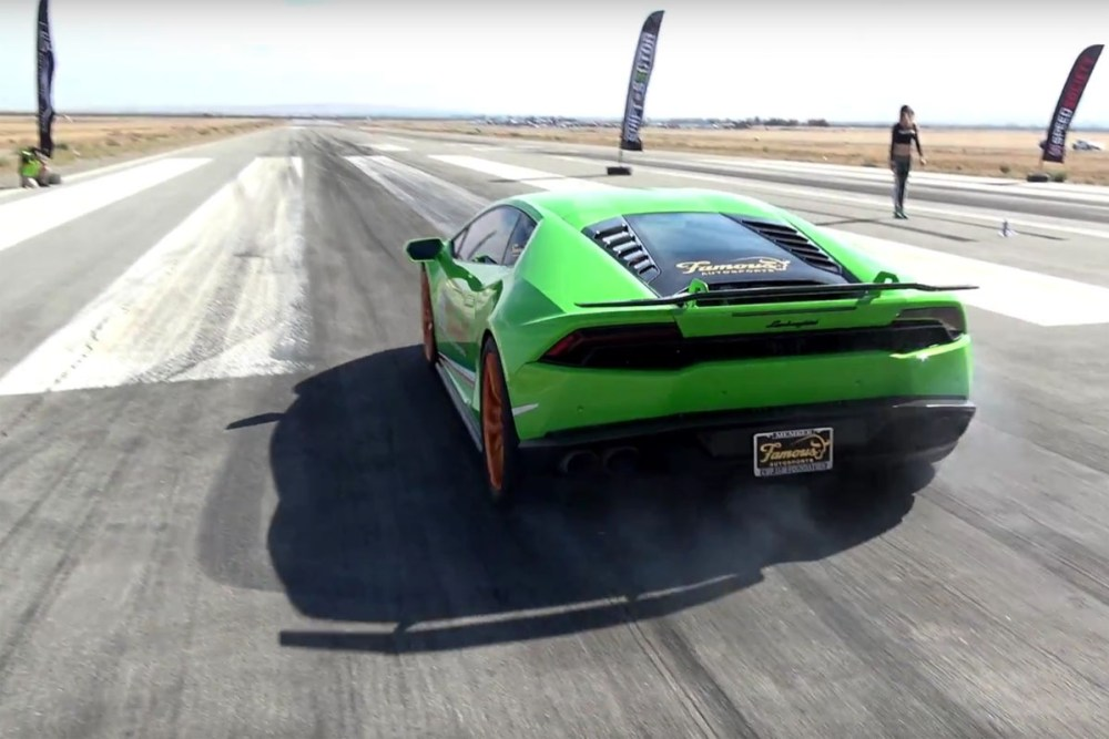 VF Engineering Supercharged Lamborghini Huracan