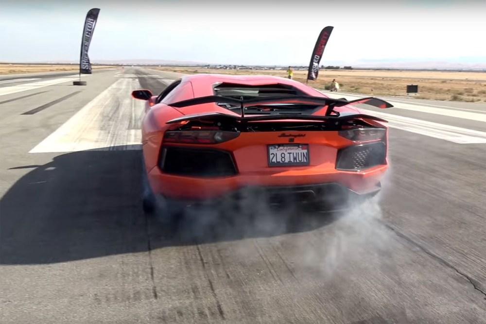Shift-S3ctor Drag Racing