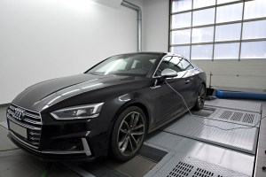 Speed-Buster Chiptuning-Box Audi S5