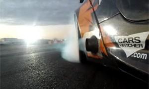 Supercharged E92 BMW M3 Drift