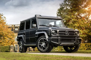 Chelsea Truck Company Mercedes-Benz G350 AMG G6 Wide Body Edition