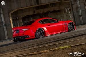 Liberty Walk Works Maserati GranTurismo