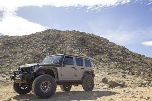 Starwood Motors Jeep Wrangler Centerline Wheels