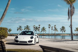 Porsche 911 Turbo S ADV10.0 M.V2 CS Series Wheels