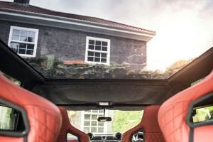Kahn Land Rover Defender XS Station Wagon Flying Huntsman 105 Long Nose