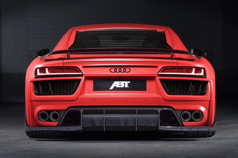 ABT Sportsline Audi R8 V10 plus