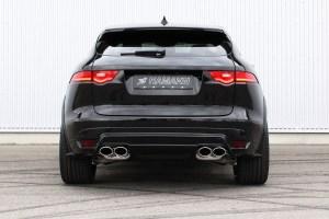 Hamann Motorsport Jaguar F-Pace