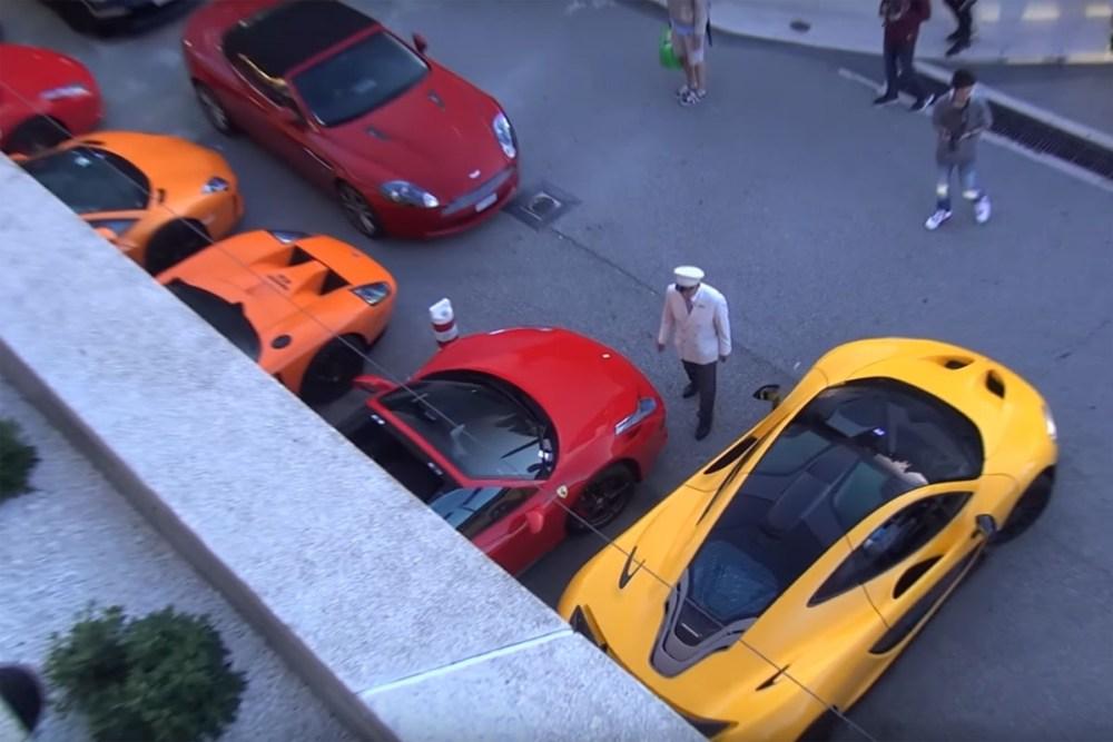 Monaco Exhaust Notes