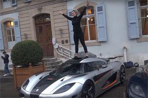 7 Koenigseggs in Geneva