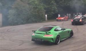 Mercedes-AMG GT R Hoonage