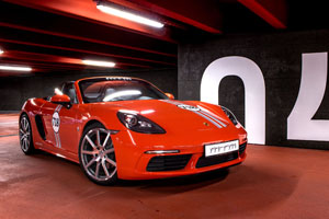MTM 718 Boxster S