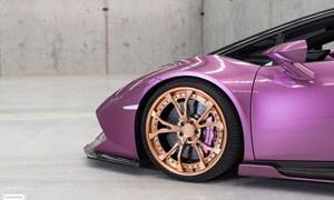 Lamborghini Huracan Spyder PUR Wheels