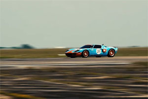 Texas Mile Ford GT Record