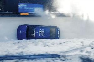 Subaru WRX STI Bobsled