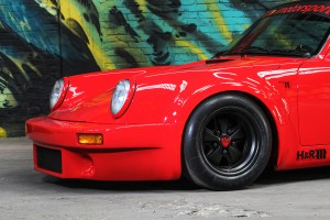 DP Motorsport Porsche 911 RS 3.5 Red Evolution