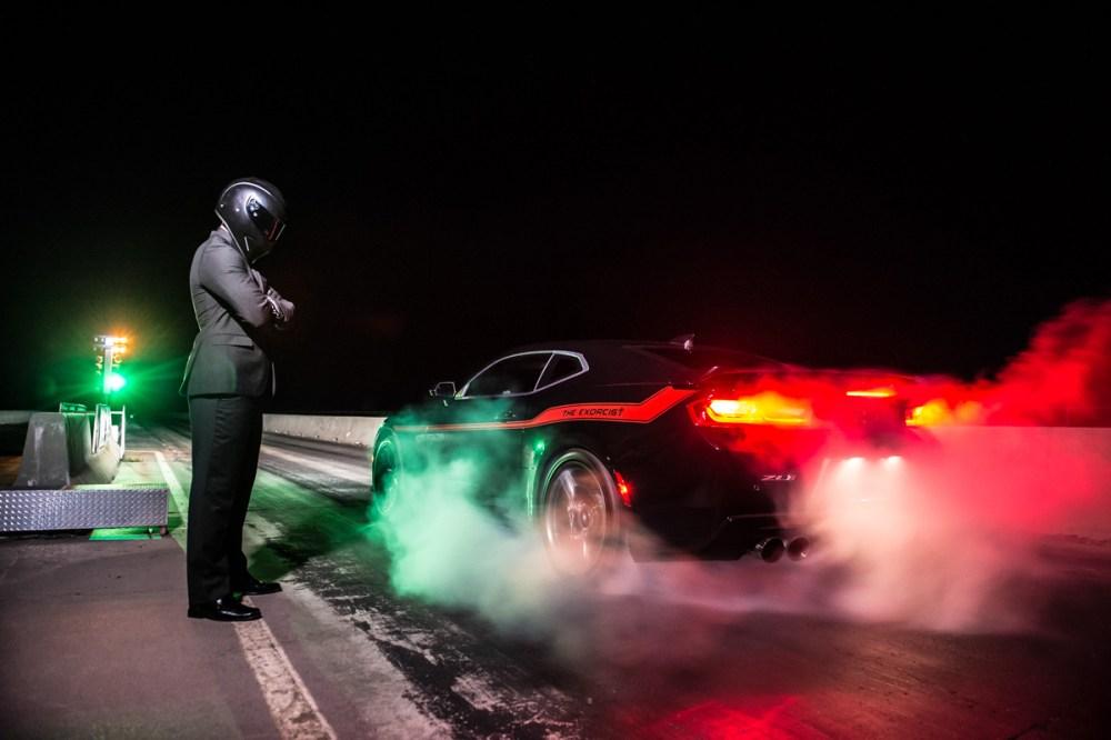 Hennessey Performance Exorcist Camaro ZL1
