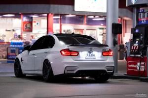 F80 BMW M3 Brixton Forged M51 Duo Series Wheels